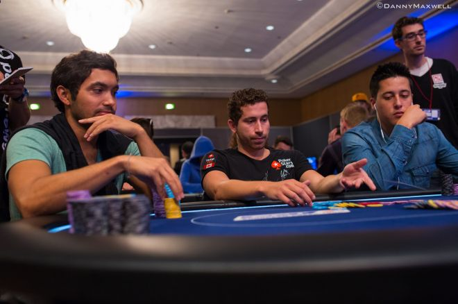 Jonathan Duhamel влиза all in