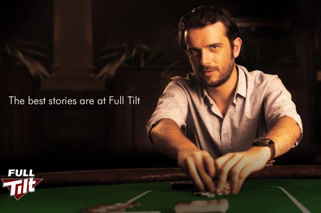 Full Tilt Poker reklámok