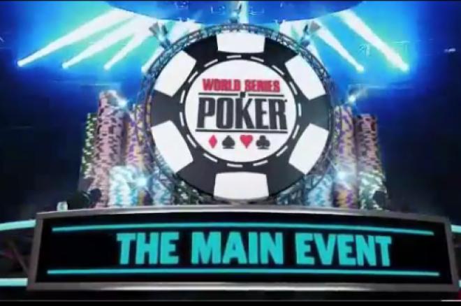 Podívejte se na 9. a 10. epizodu souhrnu Main Eventu Mistrovství světa v pokeru 0001