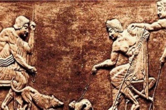 Ο τζόγος στην αρχαία Ελλάδα, τι παιχνίδια έπαιζαν... 0001
