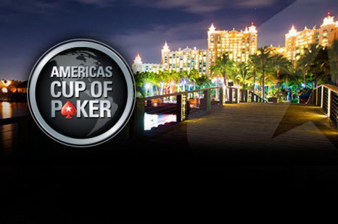 Comienza el sueño argentino en la Americas Cup of Poker 0001