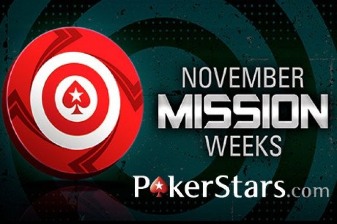 """PokerStars skelbia """"Misijų savaitę"""": žaidėjai išsidalins $225,000 0001"""