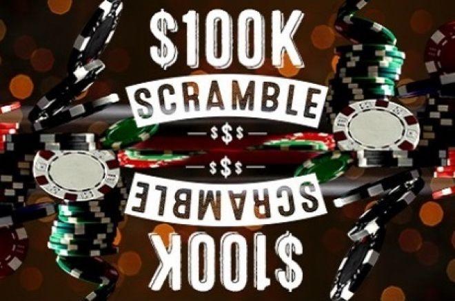 10 дена по $10,000 във Full Tilt $100k Scramble фрийроли от 31 октомври 0001