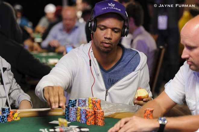 Phil Ivey Announces Temporary Closure of Ivey Poker 0001