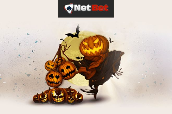 Ghost Hunt for Big Bucks this Halloween at NetBet Poker!