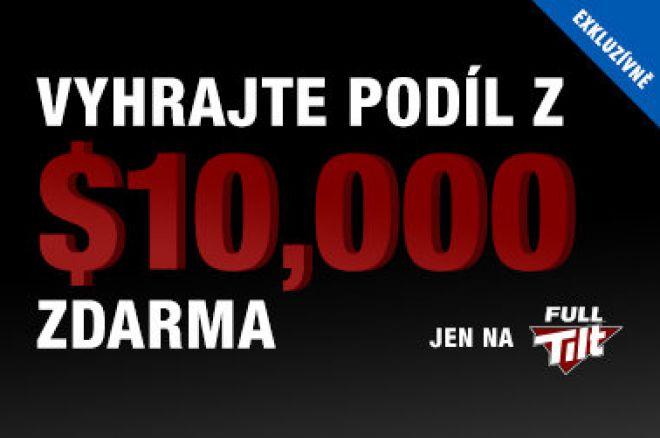 Kvalifikuj se na náš $10.000 exkluzivní Full Tilt Poker freeroll v listopadu! 0001