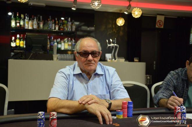 Vicente Gargallo destacó en el Día 1b de la LÑP 0001