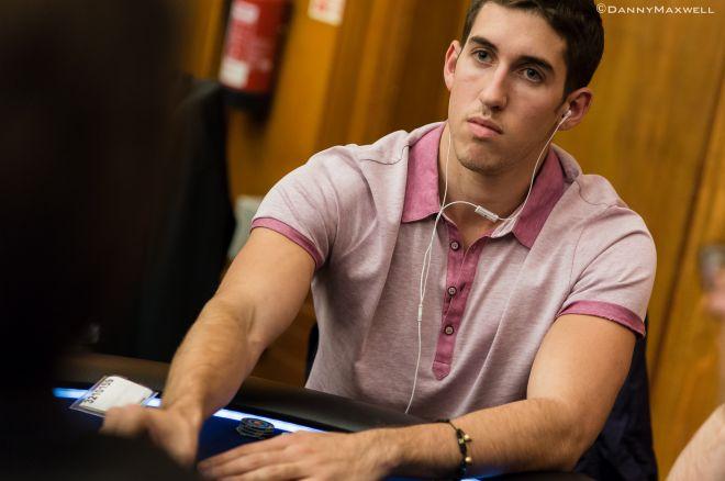 Prabangiame pokerio žvaigždžių mūšyje Makao pirmauja Josephas Cheongas ir Danielis... 0001