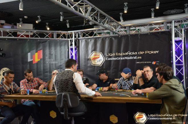 Manole partirá como protagonista en la jornada definitiva de la LÑP Valencia 0001