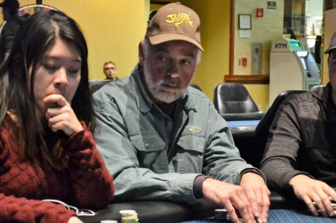 2014 Seneca Fall Poker Classic 2. event: Chipleadmi pondelkových flightov sú Bracken a... 0001
