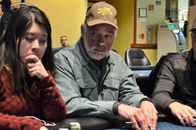 2014 Seneca Fall Poker Classic: Bracken, Cleveland Lead as 28 Advance in Event #2 0001