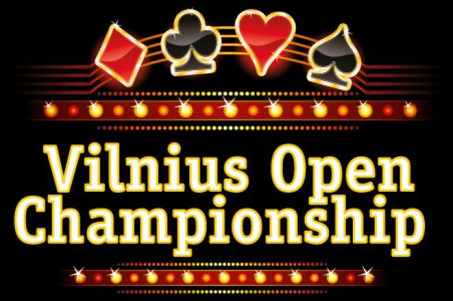 Lapkričio 25-30 dienomis - Vilnius Open Championship gyvo pokerio serija 0001