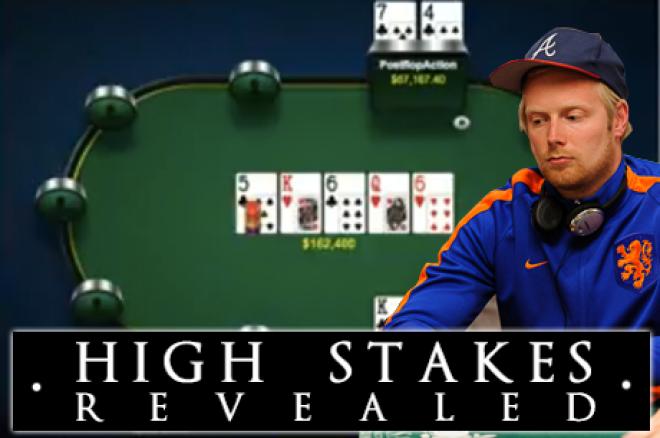High Stakes Revealed: Drie grote handen besproken met Floris van der Ven