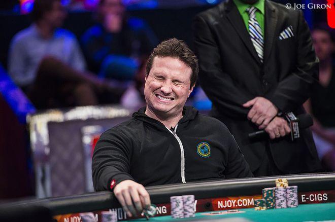 Bruno Politano ya está listo para la mesa final de la WSOP 0001