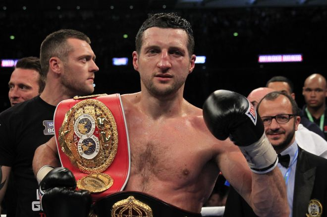 "Carl ""The Cobra"" Froch"