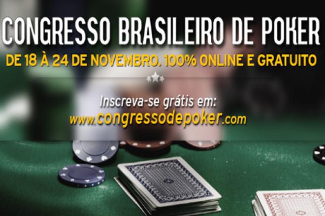 congresso brasileiro de poker online