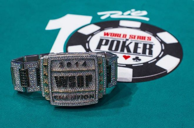 The 2014 WSOP November Nine
