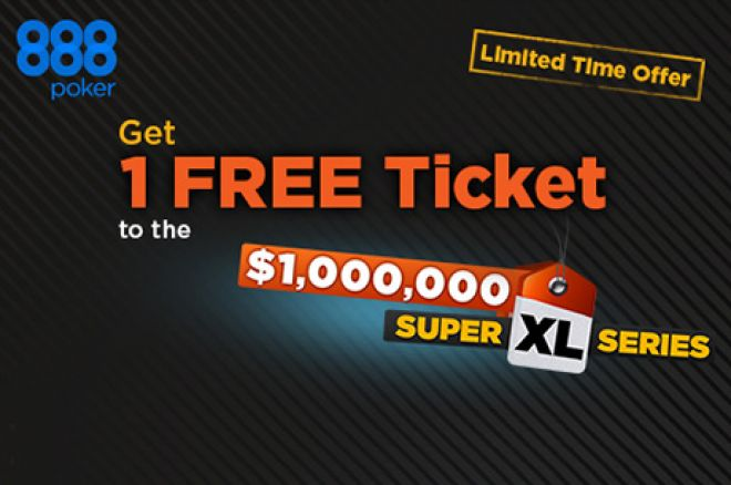 Play the $1,000,000 Super XL Main Event for FREE With Our PokerNew-Exclusive Satellites!