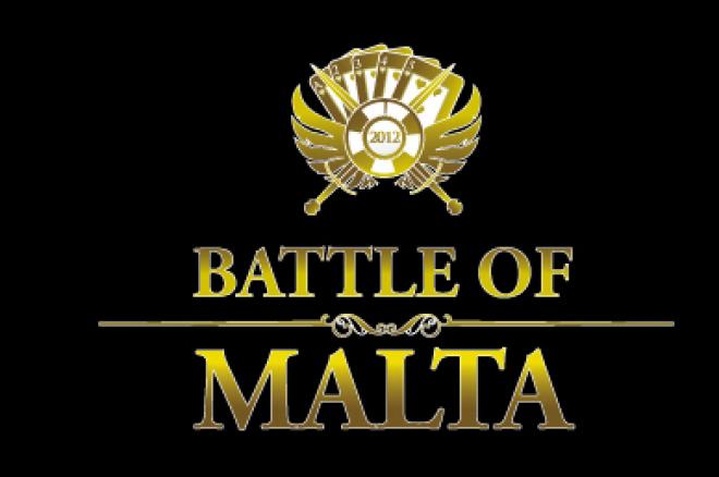 """Mažiausiai trys lietuviai pelnė piniginius prizus """"Battle of Malta"""" mūšyje 0001"""