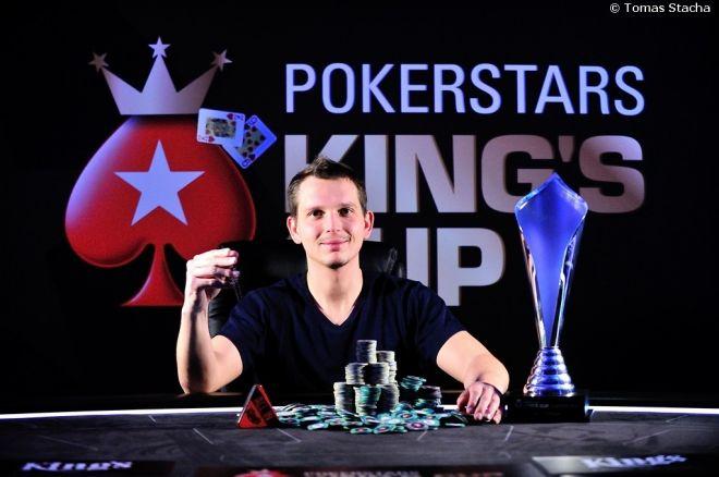 Philipp Hartmann Wins 2014 PokerStars King's Cup Rozvadov 0001