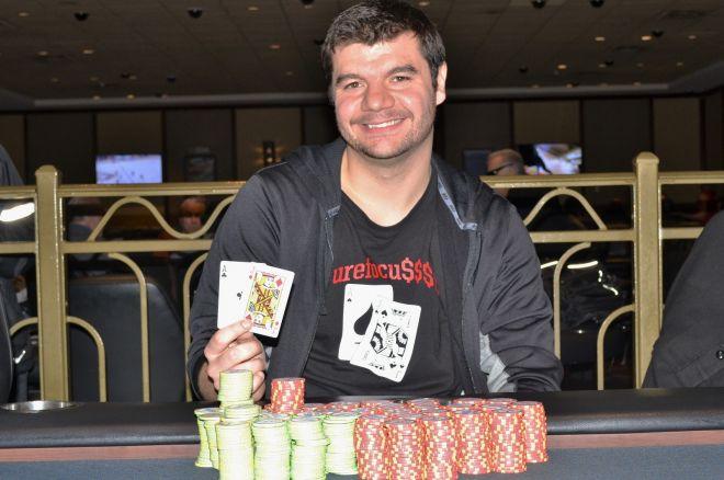 Rick Block Wins 2014 Seneca Fall Poker Classic Main Event 0001