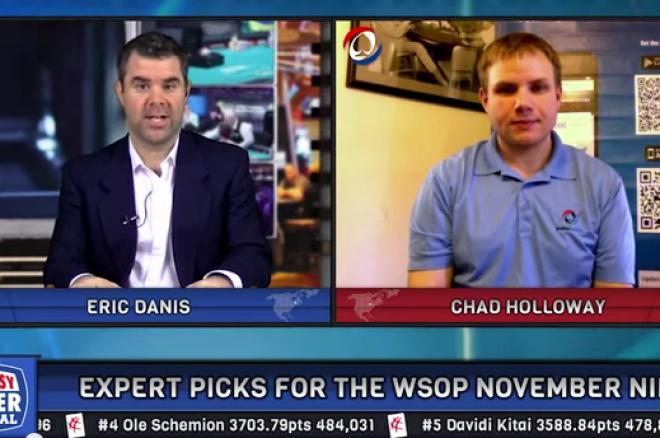 Kto vyhrá Main Event WSOP podľa odborníkov? 0001