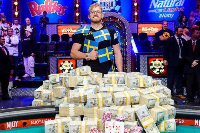 2014 WSOP 메인 이벤트 챔피언 0001
