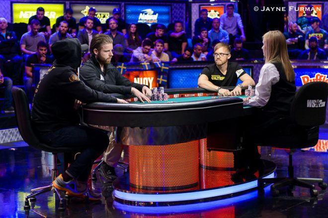WSOP Main Event, Three-Handed Play