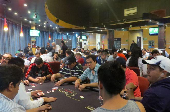 Mañana dará inicio el torneo con 1 millón garantizado del Room Poker Club 0001