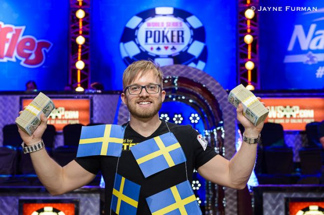 Martin Jacobson mistrzem WSOP