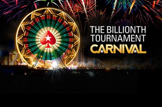 """Artėja įspūdingas festivalis - PokerStars pristato """"Milijardinio Turnyro šventę"""" 0001"""