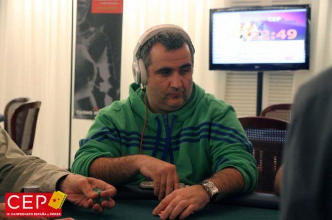 El Campeonato de España de Poker vivirá un Día 2 de infarto 0001