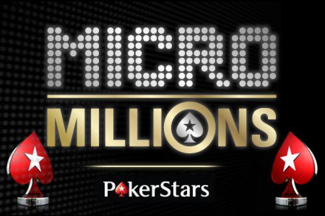 MicroMillions serijos finiše - 10 puikių turnyrų 0001
