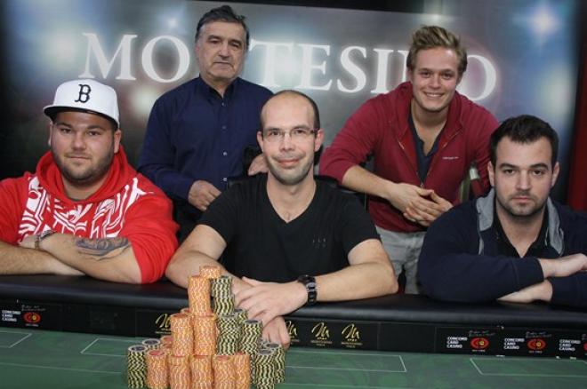 Víťazom 88,6 Poker weekendu v Montesine sa stal slovenský hráč, Marian Hrušovský 0001