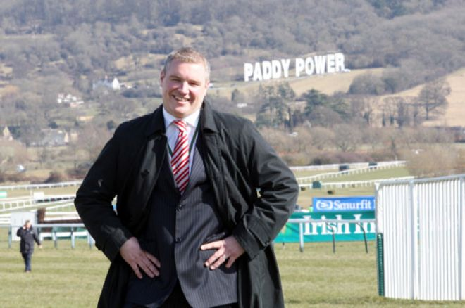 Business Is Booming at Paddy Power; Group Revenue Up 38% 0001