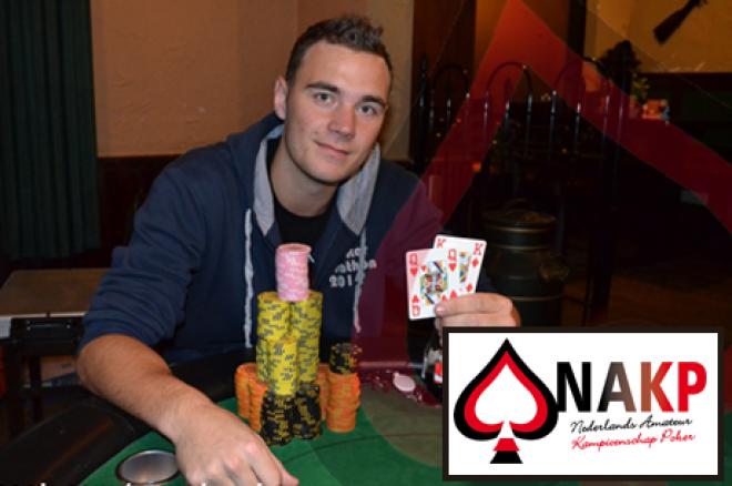 Interview Mathijs Jonkers, initiatiefnemer Nederlands Amateur Kampioenschap Poker