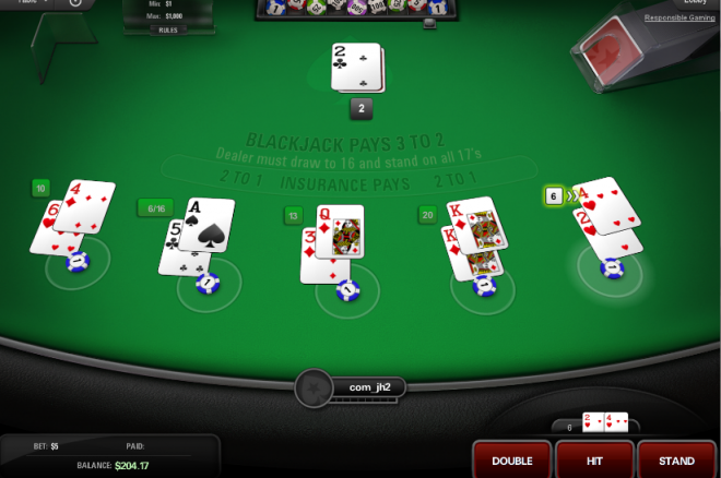 PokerStars in California