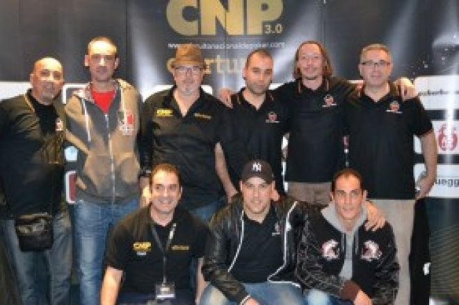 Marc Barnils coge ventaja en la Gran Final del Circuito Nacional de Poker 0001