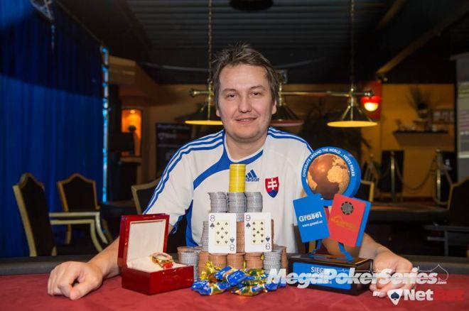 Pavel Chalupka vyhral vo Viedni Poker Royale Masters 2014 0001