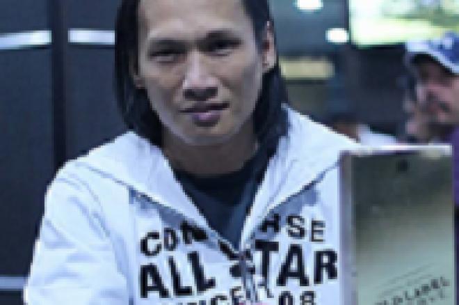 Enrique Lee se lleva la quinta edición del Torneo WC 0001