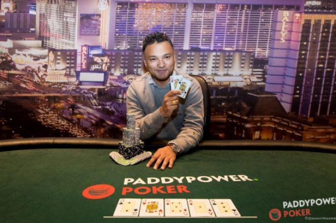Informe Weekend: En un fin de semana de poker en vivo, también hubo hueco para pinchazos online 0001