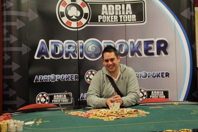 Marko Martinković Osvojio Adria Poker Tour Main Event za Nagradu od €19k 0001