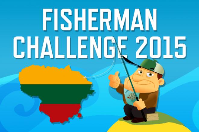 Fisherman  Challenge 2015