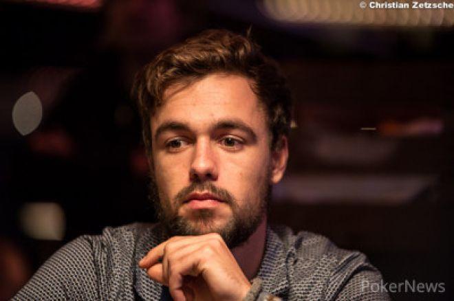 Ole Schemion vede po Dni 1 Masters Classics of Poker 0001