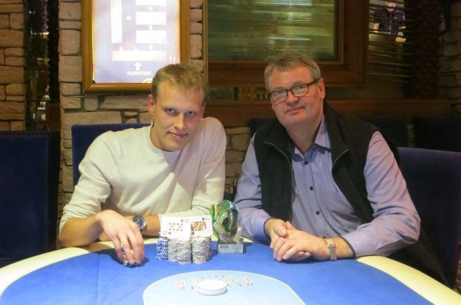 Vilnius jau turi pirmojo turnyro nugalėtoją – Jurgis Ragauskas! 0001