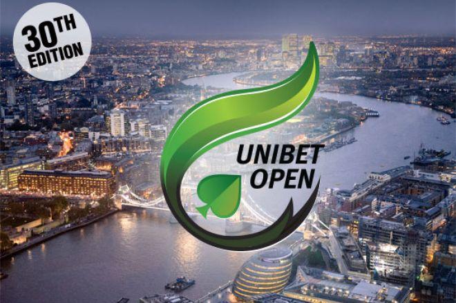 30-ty turnaj Unibet Open sa odohrá v Londýne 27-30.novembra 0001