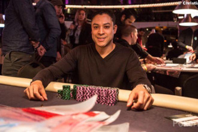 Master Classics of Poker chipleaduje domácí Clyde Tjauw Foe 0001