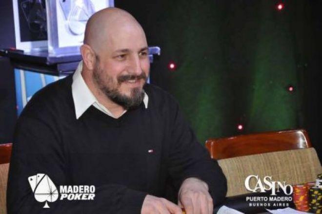 Entrevista a Fernando Di Francesco, campeón del Ranking del CAP 0001