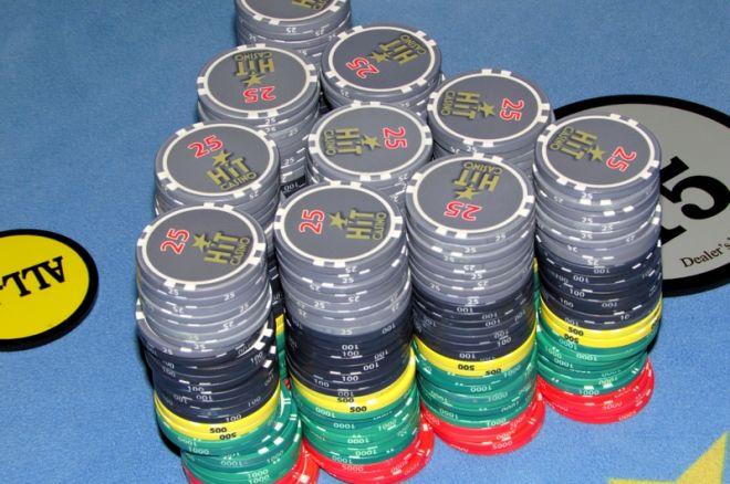 Finał Polish Poker Series - dzień 1B - relacja na żywo 03:40 0001