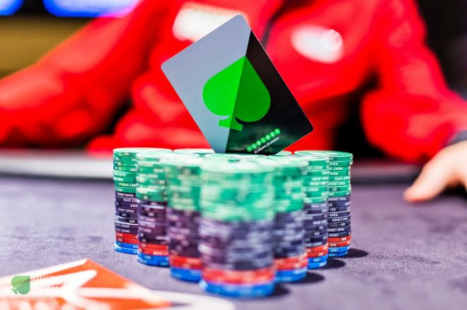Stephen McLean Claims Unibet Open London Day 1b Lead 0001